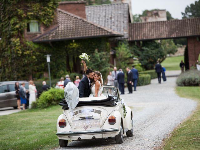 Il matrimonio di Etienne e Stephanie a Cerrione, Biella 30