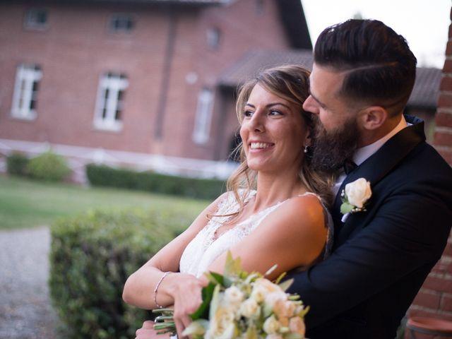 Il matrimonio di Etienne e Stephanie a Cerrione, Biella 31