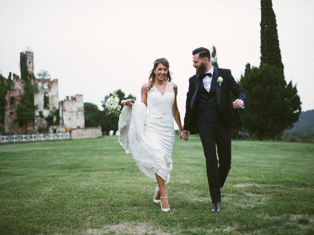 Il matrimonio di Etienne e Stephanie a Cerrione, Biella 32