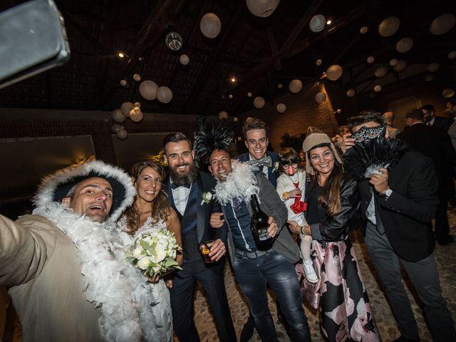 Il matrimonio di Etienne e Stephanie a Cerrione, Biella 36