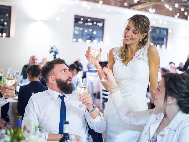 Il matrimonio di Etienne e Stephanie a Cerrione, Biella 38