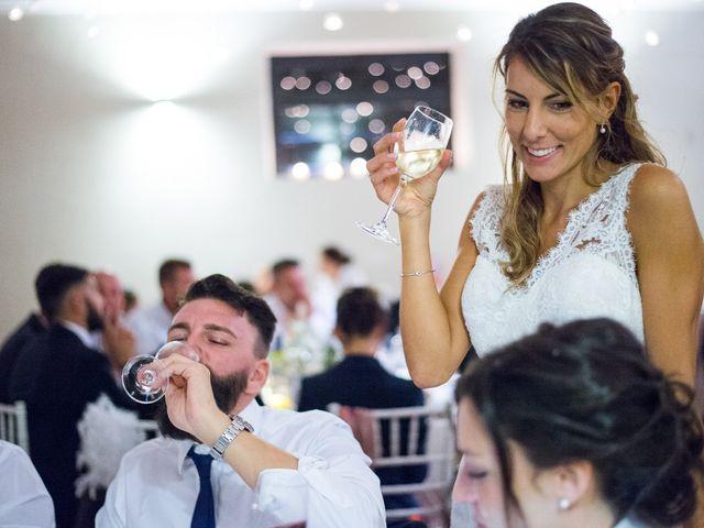 Il matrimonio di Etienne e Stephanie a Cerrione, Biella 39