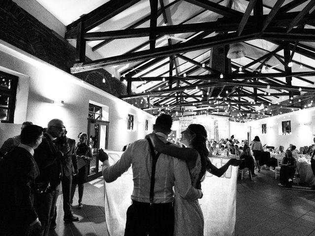 Il matrimonio di Etienne e Stephanie a Cerrione, Biella 44