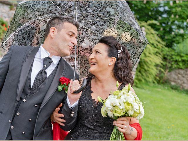 le nozze di Rosetta e Davide