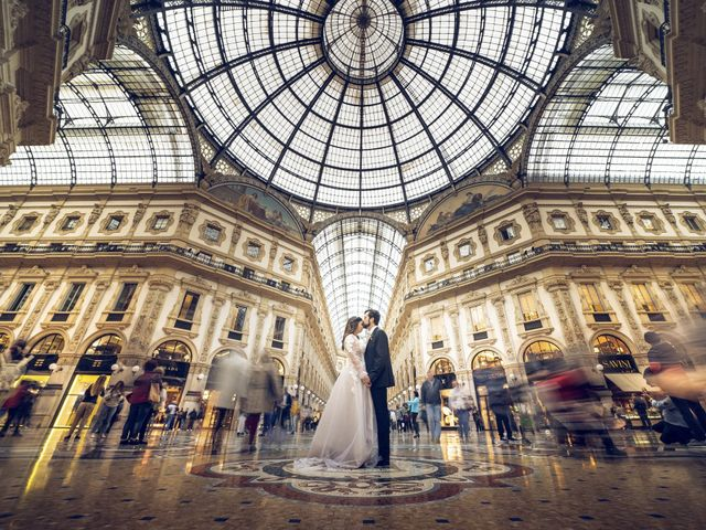 Le nozze di Zahra e Mario
