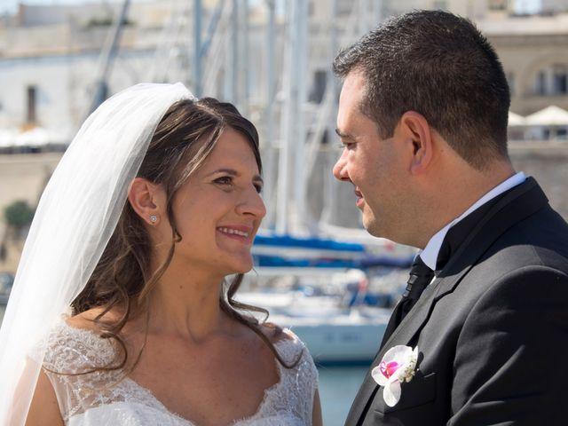 Il matrimonio di Roberto e Valeria a Tuglie, Lecce 21