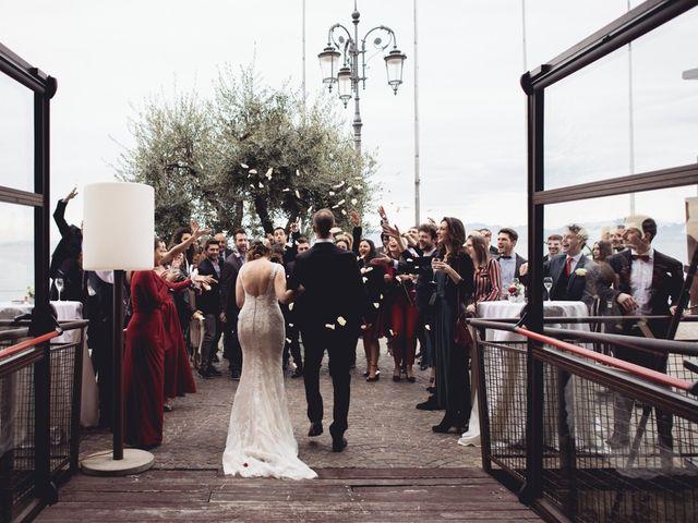 Il matrimonio di Matteo e Ilaria a Lazise, Verona 34