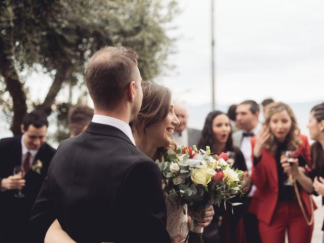 Il matrimonio di Matteo e Ilaria a Lazise, Verona 37