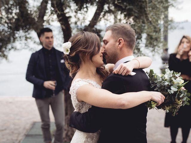 Il matrimonio di Matteo e Ilaria a Lazise, Verona 38
