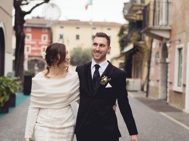 Il matrimonio di Matteo e Ilaria a Lazise, Verona 43
