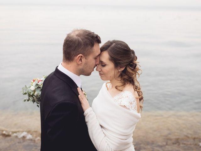 Il matrimonio di Matteo e Ilaria a Lazise, Verona 48