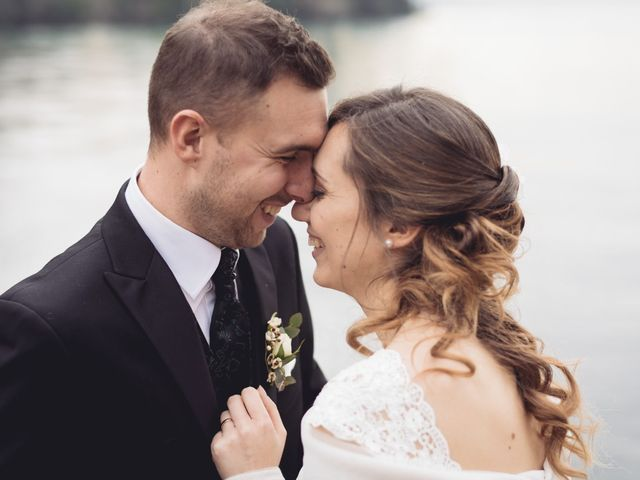 Il matrimonio di Matteo e Ilaria a Lazise, Verona 50