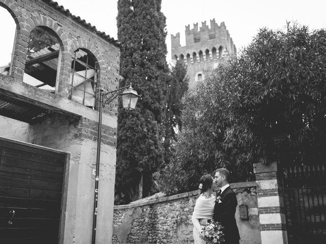 Il matrimonio di Matteo e Ilaria a Lazise, Verona 55