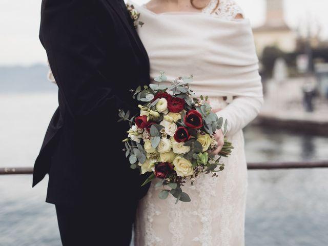 Il matrimonio di Matteo e Ilaria a Lazise, Verona 60