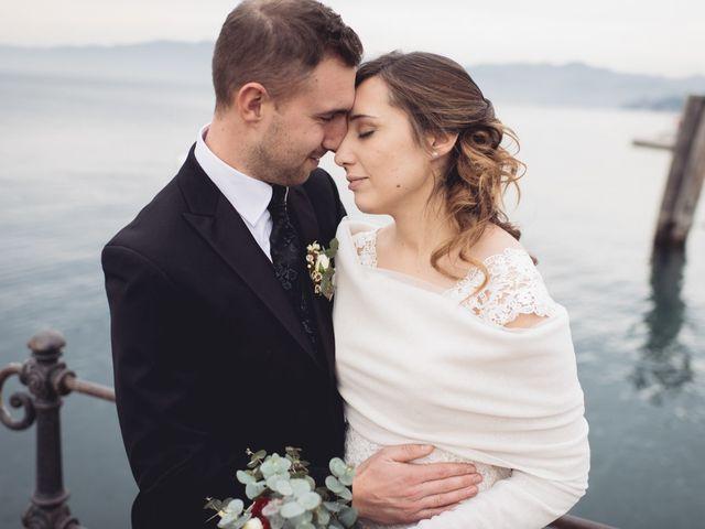 Il matrimonio di Matteo e Ilaria a Lazise, Verona 61