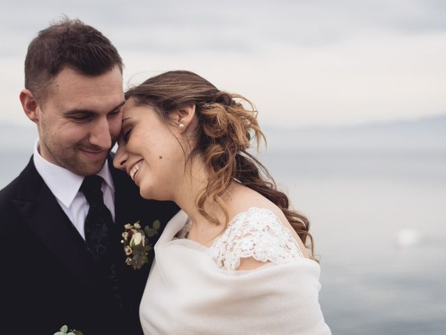 Il matrimonio di Matteo e Ilaria a Lazise, Verona 62