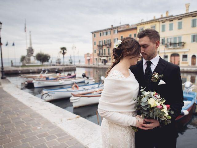 Il matrimonio di Matteo e Ilaria a Lazise, Verona 67