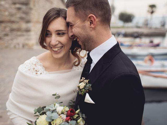 Il matrimonio di Matteo e Ilaria a Lazise, Verona 1