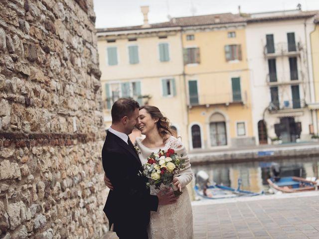 Il matrimonio di Matteo e Ilaria a Lazise, Verona 2