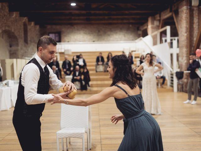 Il matrimonio di Matteo e Ilaria a Lazise, Verona 76