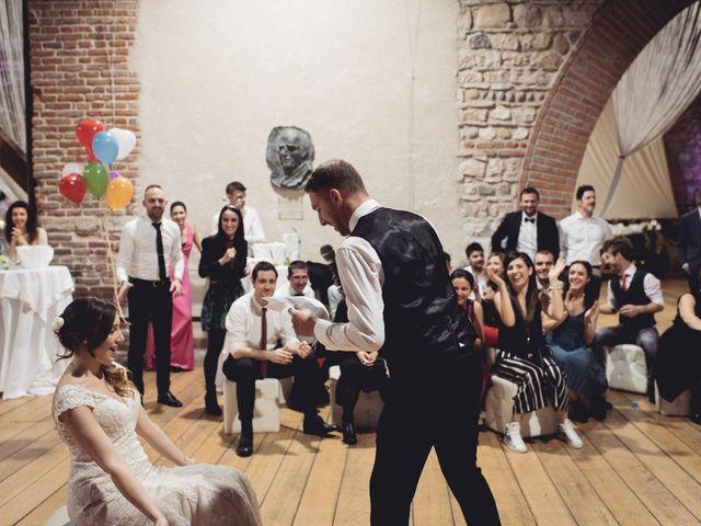 Il matrimonio di Matteo e Ilaria a Lazise, Verona 90