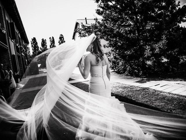 Il matrimonio di Vincenzo e Tiziana a Vimercate, Monza e Brianza 15