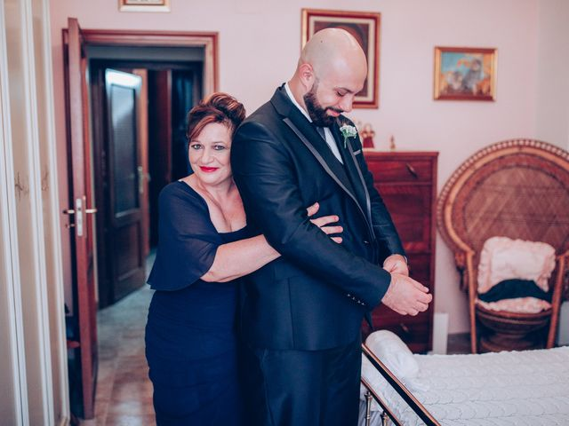 Il matrimonio di Carmine e Martina a Foggia, Foggia 6