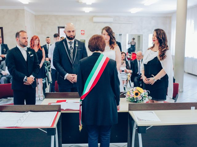 Il matrimonio di Carmine e Martina a Foggia, Foggia 7