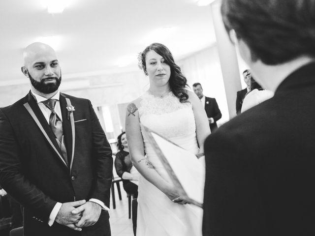 Il matrimonio di Carmine e Martina a Foggia, Foggia 8