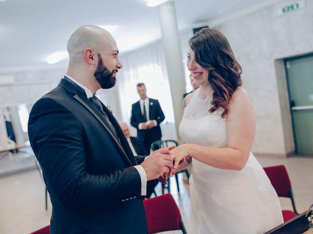 Il matrimonio di Carmine e Martina a Foggia, Foggia 10