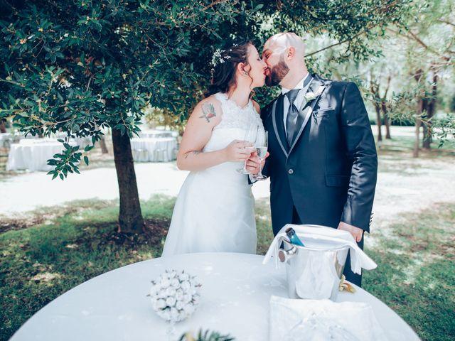Il matrimonio di Carmine e Martina a Foggia, Foggia 16