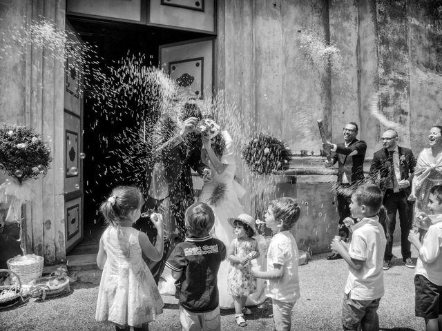 Il matrimonio di Alessandro e Linda a Sant'Angelo Lomellina, Pavia 10