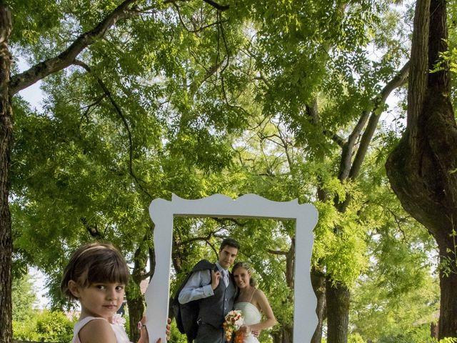 Il matrimonio di Alessandro e Linda a Sant'Angelo Lomellina, Pavia 12