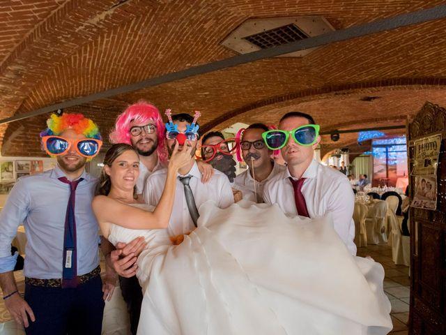 Il matrimonio di Alessandro e Linda a Sant'Angelo Lomellina, Pavia 15