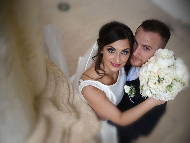 Il matrimonio di Michele e Enza a Gravina in Puglia, Bari 11