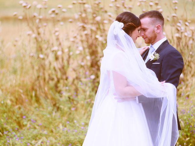 Il matrimonio di Michele e Enza a Gravina in Puglia, Bari 12