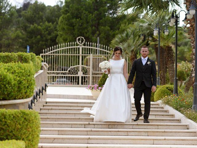 Il matrimonio di Michele e Enza a Gravina in Puglia, Bari 15