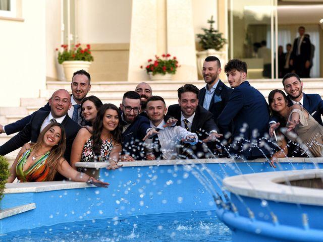 Il matrimonio di Michele e Enza a Gravina in Puglia, Bari 16