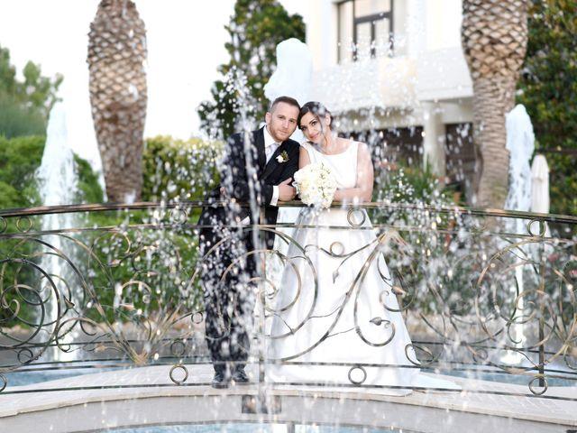 Il matrimonio di Michele e Enza a Gravina in Puglia, Bari 17