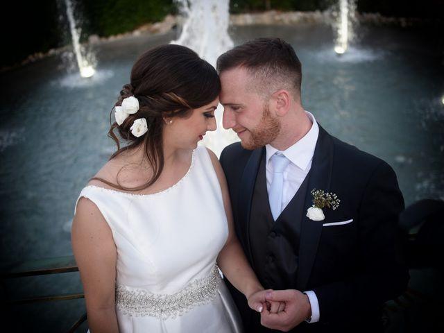Il matrimonio di Michele e Enza a Gravina in Puglia, Bari 18