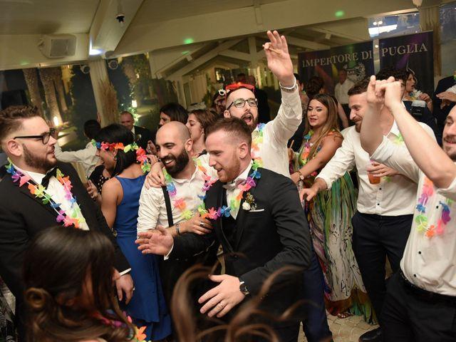 Il matrimonio di Michele e Enza a Gravina in Puglia, Bari 21