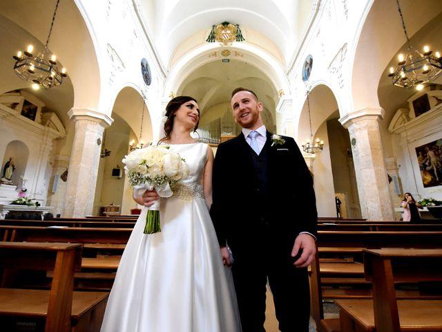 Il matrimonio di Michele e Enza a Gravina in Puglia, Bari 28