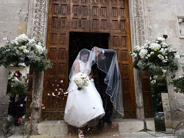 Il matrimonio di Michele e Enza a Gravina in Puglia, Bari 30