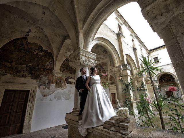 Il matrimonio di Michele e Enza a Gravina in Puglia, Bari 31