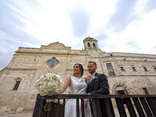 Il matrimonio di Michele e Enza a Gravina in Puglia, Bari 32