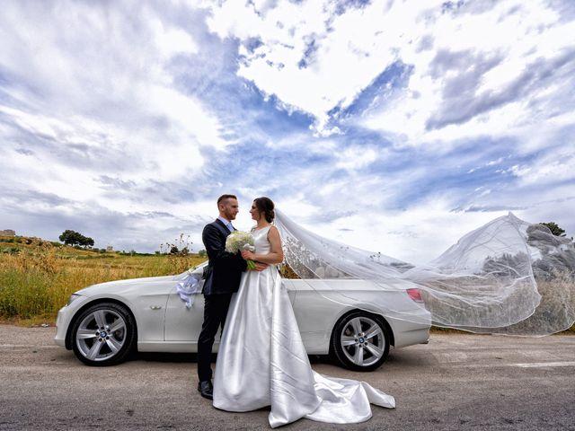 Il matrimonio di Michele e Enza a Gravina in Puglia, Bari 33