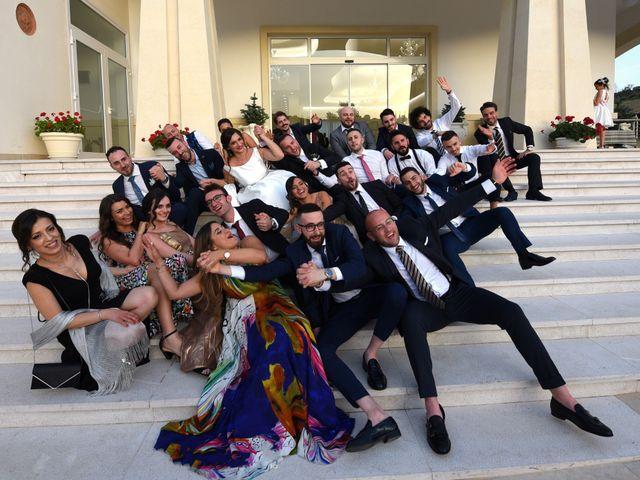 Il matrimonio di Michele e Enza a Gravina in Puglia, Bari 34