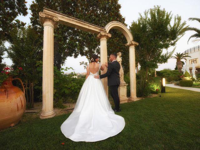 Il matrimonio di Michele e Enza a Gravina in Puglia, Bari 35