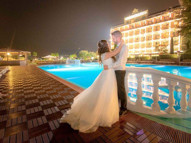 Le nozze di Elisa e Kevin