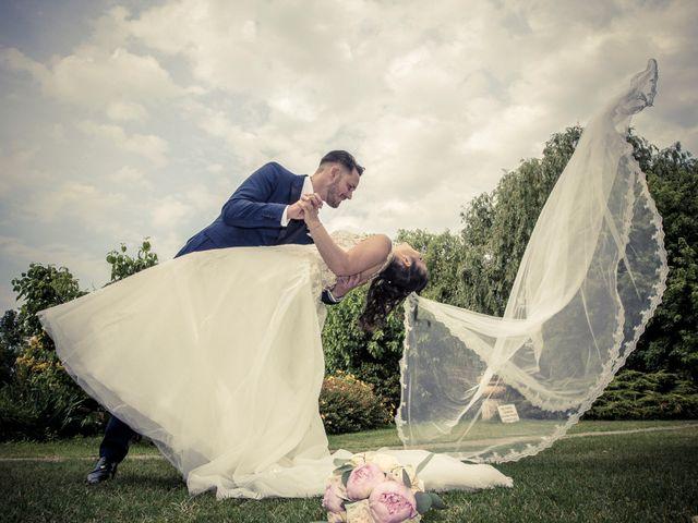 Le nozze di Eleonora e Stefano